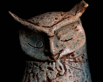 The Owl of Umberto Corsucci