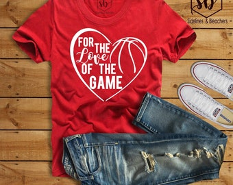 Valentines | For the love of the game | Basketball | Baseball| Softball | Volleyball | Baseball shirt | Baseball Babes | Moms shirts |