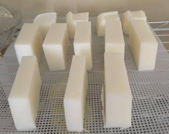 Pure, old fashioned lye soap.