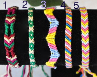 Custom Frienship Bracelets (Small)