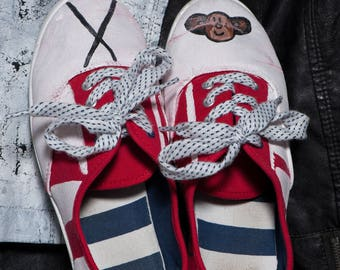 not my circus not my monkey/ circus shoes