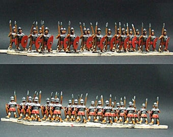 15mm Roman Infantry *Pro-Painted*