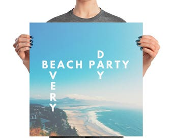 Beach Party Every Day
