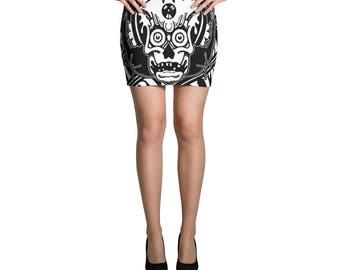 Blitz Mini Skirt