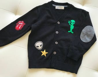 Custom HM toddler sweater