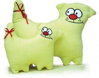 Pillow - Toy Kot bajun