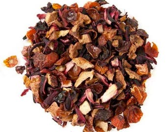 Georgia Peach - Loose Leaf Herbal Tea
