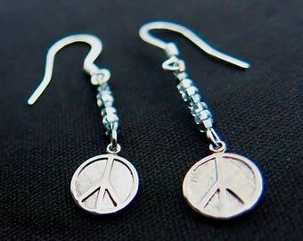 World Peace Earrings
