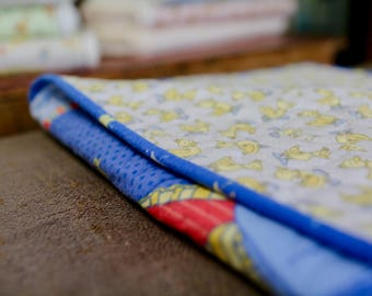 Handmade Children's Quilt