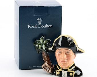 Royal Doulton Character Jug Fletcher Christian Limited Edition of 2500