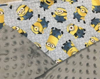 Minion Weighted Lap Pad