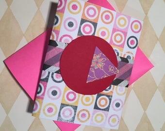 Notebook Gift Card Holder/Gift Card Envelope/Gift Card Presentation Envelope