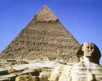 The Egyptian Sphinx