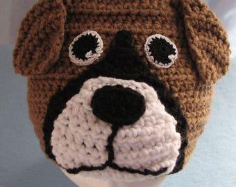 Boxer Hat -Dad Hat - Women's Hat - Animal Hat - Boxer Dog - Dog Lovers Gift - Custom Hat