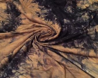 Stretch Jersey Knit 2 Yards Tie Dye