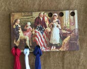Betsy Ross thread keep embroidery floss organizer thread palette