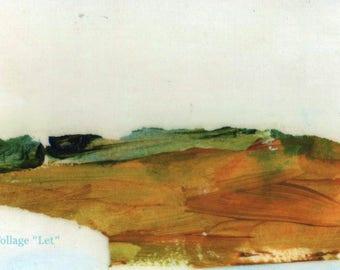 """Postcard of """"Let"""""""