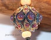 Lampwork  Art Jewelry by Jeanniesbeads #2923