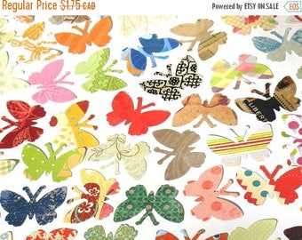 50% OFF - Adventure - Assorted Butterfly Die Cuts