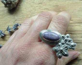 Blossom Ring -- Size 7.5