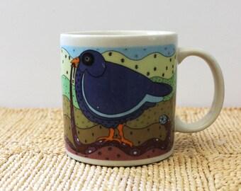 The Early Bird. Vintage Taylor and Ng mug, 1980.