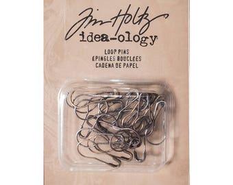 Idea-ology Loop Pins