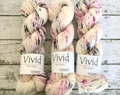 POTION - Hand Dyed Yarn - Superwash Merino Worsted - Ready to Ship - Vivid Yarn Studio