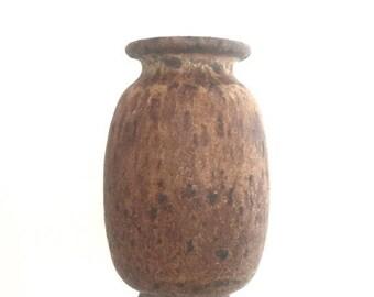 OnSale Vessel Tiny Pottery Signed.