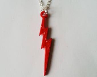 Pendant zip Red ♥ ♥
