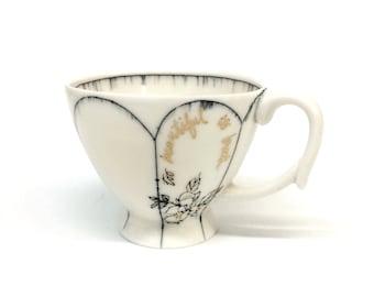 Too Beautiful To Break Teacup