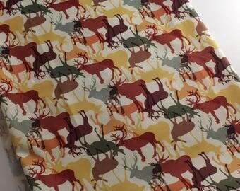 Deer PUL Fabric, cloth diaper fabric, diaper making material, waterproof fabric