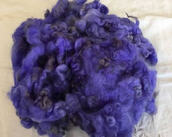 Leicester Longwool Dyed Locks