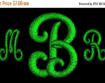 SALE 65% OFF Classy 3 letter Machine Embroidery Monogram Fonts Designs Instant Download Sale