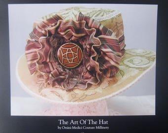 The Art of The Hat/Wall Calendar 2018