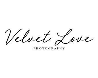 Photography Logo Photography Watermark Makeup Artist Logo Eye Lash Logo Lash Logo Real Estate Logo Realtor Logo Simple Logo Modern Logo