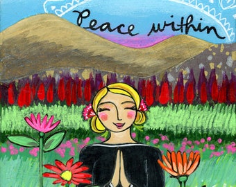 Print : Peace Within