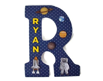 Outer space decor etsy for Outer space decor for nursery