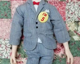Peewee Herman  talking doll