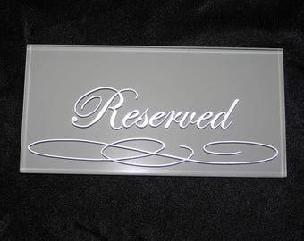 Reserved for Michelle, Burlap Aisle Runner