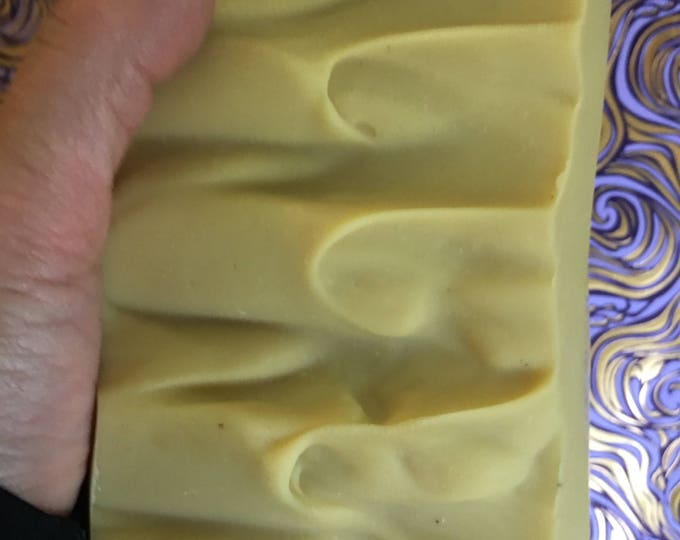 Organic Lavender Soap With Frankincense Mylk