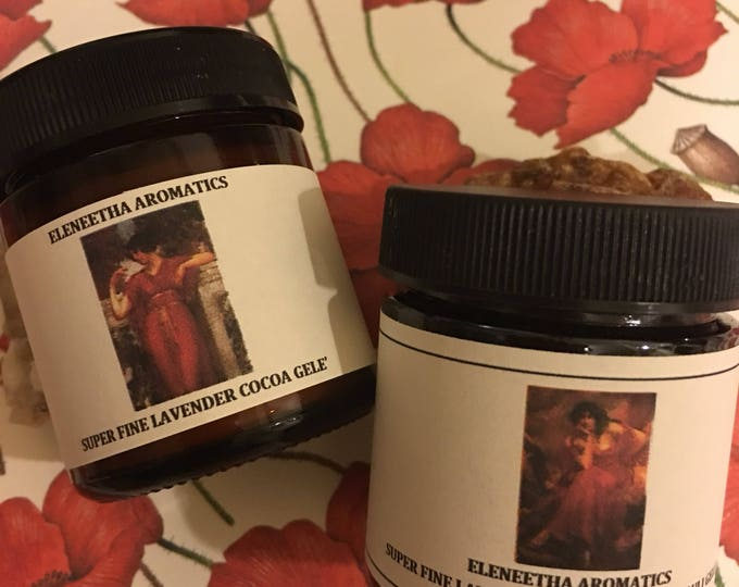 Super Fine Gele Cacao Lavender