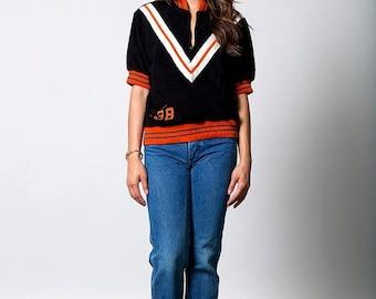 40% OFF The Vintage Wilson Terry Pullover #38 Sweatshirt