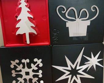 Sizzix Dies, Christmas Dies, Holiday Dies