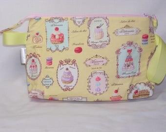 Patisserie Tall Mia Bag - Premium Fabric