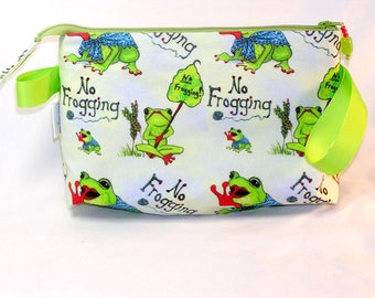 No Frogging! Tall Mia Bag - Premium Fabric