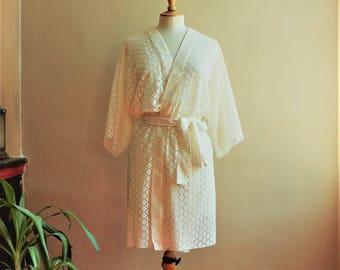 Kimono Style Robe/style SHIBAZAKURA