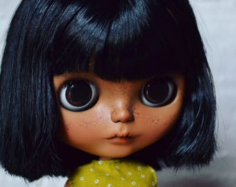 MARGAUX - Custom Blythe Girl Doll OOAK by VisionBoxCompany - Layaway Available