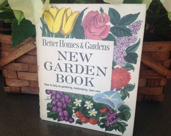New Garden Book 1961 from Better Homes and Gardens