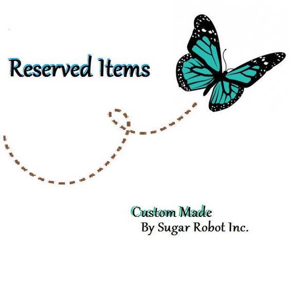 Custom items for Missy