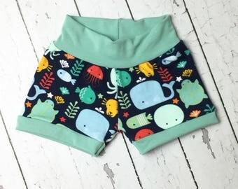 Under the sea shorts